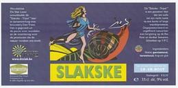 Slakske Brouwerij Den Triest - Bière