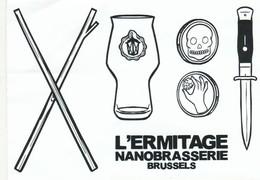 L Ermitage Nanobrasserie Brussels - Bière