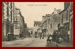 Guingamp *  Rue Des Ponts St Michel    ( Scan Recto Et Verso ) - Guingamp