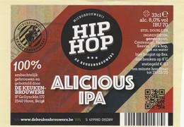 Hiphop Microbrouwerij De Keukenbrouwers - Bière