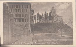 Antica Chiesa Di S.Giacomo Di Carignano-Genova-Originale 100% 2 Scan An - Genova (Genoa)