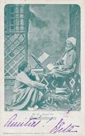 ZZ577 - TURQUIE Carte-Vue CONSTANTINOPLE - Savant Turc - TP Sage France 1901 - Cote Cachet 37.50 EUR - Turkey