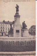 CPA - 132. LILLE -  Monument Pasteur - Lille