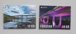 Faroer-Faroe 2018 Cept PF - 2018