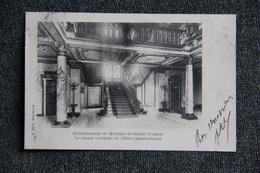 MARTIGNY LES BAINS - Le Grand Vestibule De L'hôtel International.1902 - Autres Communes