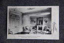MARTIGNY LES BAINS - Grand Salon De L'Hôtel International.1902 - Autres Communes
