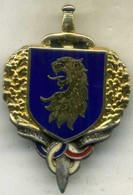Insigne Brevet Préparation Militaire___drago - Armée De Terre