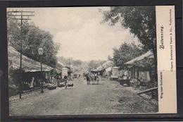 Netherlands Indies Buitenzorg Road To Sukasari ± 1910 (7-1) - Indonésie