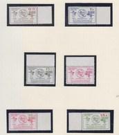 GUATEMALA   1968     PA     N°    431 / 436      COTE    20 € 00 - Guatemala