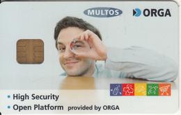 AUSTRALIA - Multos Cards From ORGA Demo Card, Void - Australia