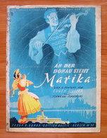 Sheet Music Germany An Der Donau Steht Marika 1943 - Music & Instruments