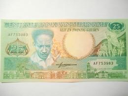SURINAME 25 1988 UNC - Surinam