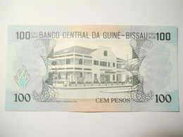 GUINEA-BISSAU 100 CEM PESOS 1990 UNC - Guinea-Bissau