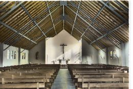 Quimiac-Plage Intérieur De La Chapelle St-Louis - Autres Communes
