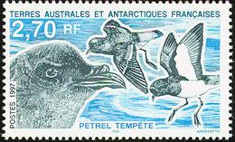 MDB-BK8-175 MINT PF/MNH ¤ AUSTRALES ANTARCTIQUES 1997 1w ¤ BIRDS OF THE WORLD OISEAUX BIRDS AVES VOGELS VÖGEL - Marine Web-footed Birds