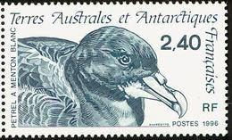 MDB-BK8-179-4 MINT PF/MNH ¤ AUSTRALES ANTARCTIQUES 1996 1w ¤ BIRDS OF THE WORLD OISEAUX BIRDS AVES VOGELS VÖGEL - Marine Web-footed Birds
