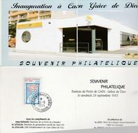CAEN GRACE DE DIEU - Documents De La Poste