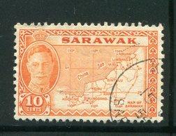 MALAISIE- SARAWAK- Y&T N°179- Oblitéré - Gran Bretaña (antiguas Colonias Y Protectorados)