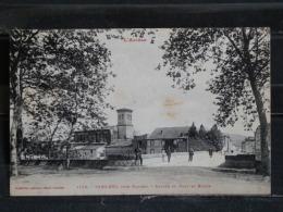 Z23 -  09 - Varilhes Pres Pamiers - Entrée Du Pont Et Eglise - Edition Labouche - 1912 - Pamiers