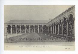 CPA Paris Cimetière Du Père Lachaise Le Colombarium N° 166 - France