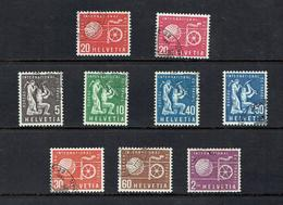 SWITZERLAND...Official...Department Of Labor..used - Dienstzegels