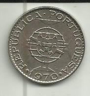 10 Escudos 1970 Moçambique - Mozambique