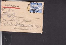 Luftfeldpost 1944 , Feldpostnummer 00688 - Deutschland