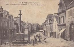 Guémené Sur Scorff, La Place, Le Colonne Bisson (pk46695) - Guemene Sur Scorff