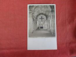 RPPC  Romanesque Chapel Art Museum The Cloisters  Ref 2968 - Postcards