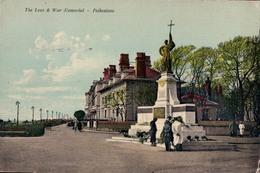 Folkestone The Leas & War Memorial (Oscar Decoo Ostende) - Folkestone