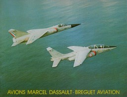 LIVRET AVIONS MARCEL DASSAULT - BREGUET AVIATION - Aviation