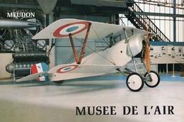 MUSEE DE L'AIR - MEUDON - Aviation