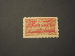 FIUME - ESPRESSI - 1923 SAN VITO 60 C. - NUOVI(+) - 8. WW I Occupation