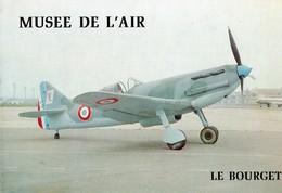 MUSEE DE L'AIR - LE BOURGET - Aviation