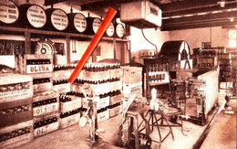 HEYST-OP-DEN-BERG - Gebroeders L. & F. Heylen- Afdeeling Likeuren - Départements Liqueurs - Heist-op-den-Berg