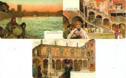 *ITALIA: 101^ VERONAFIL* - Serie Completa NUOVA (MINT) - Italy