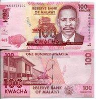 Malawi 100 Kwacha  2017 UNC - Malawi