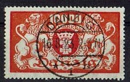 Danzig 1923 // Mi. 147 O (023.599) - Danzig