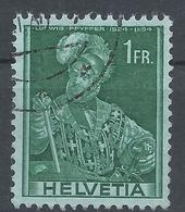 Switzerland 1941. Scott #275 (U) Ludwig Pfyffer * - Suisse