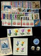 Hongrie 1963 Neuf Sans Charnieres , Annee Complete Selon Catalogue Scott - Hongarije