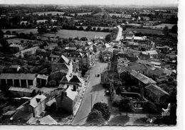 Mazières-en-Gâtine Belle Vue Aérienne Du Village - Mazieres En Gatine