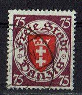 Danzig 1924 // Mi. 201 O (023.609) - Dantzig