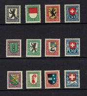 SWITZERLAND...1924-25-26...mh - Pro Juventute
