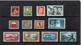 SWITZERLAND...1927-28-29...mh - Pro Juventute
