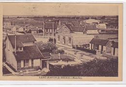 Cpa-50-saint Martin De Brehal--photo Patarin - Frankreich