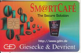 GERMANY - SmartCafe, G&D(Giesecke & Devrient) Demo Card - Other