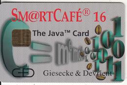 GERMANY - SmartCafe 16, G&D(Giesecke & Devrient) Demo Card - Other
