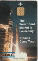 JAPAN - NASDA(National Space Development Agency Of Japan), JAE(Japan Aviation Electronics) Demo Card - Japan