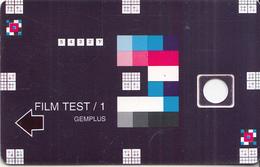 FRANCE - Gemplus Film Test/1 - France