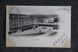 MARTIGNY LES BAINS -  Grand Hotel International ( Côté).1902 - Autres Communes